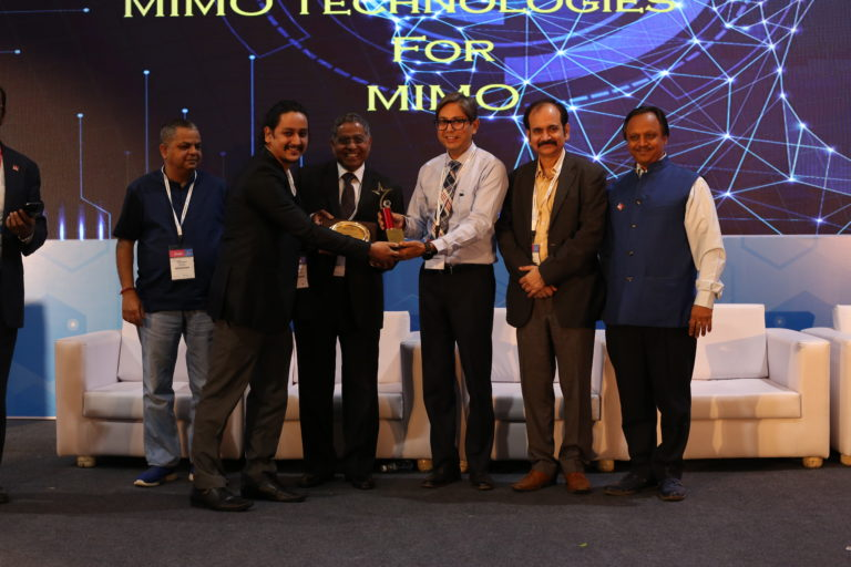 MIMO has been chosen for an award at Technoviti 2019