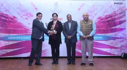 Technology Women Entrepreneur Award- MIMO