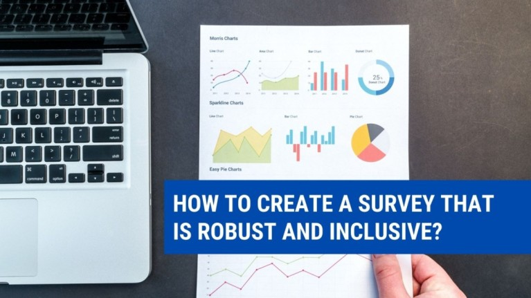 How can MIMO help create inclusive surveys?