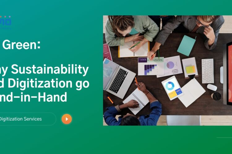 Sustainability and Digitization go Hand-in-Hand