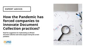 How the Pandemic has forced companies to innovate Document Collection practices
