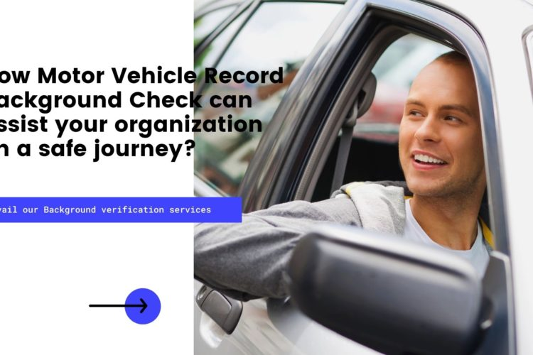 avail of our Background verification services